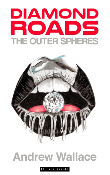 Ingram Spark Outer Spheres Ebook Cover