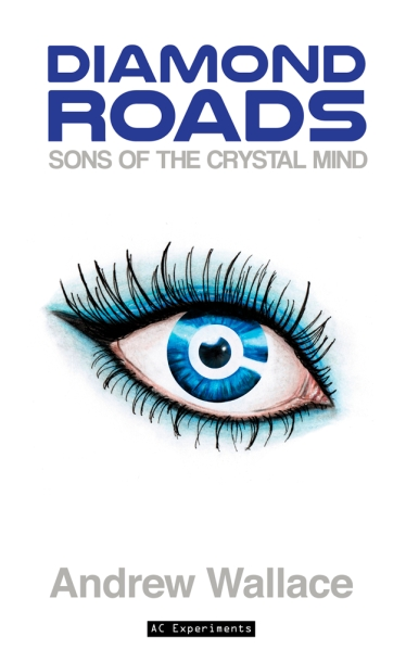Ingram Spark Sons of Crystal Mind Ebook Cover