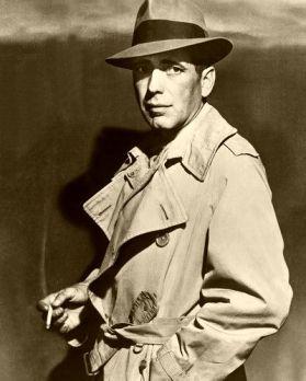 Humphrey Bogart as Sam Spade 1941